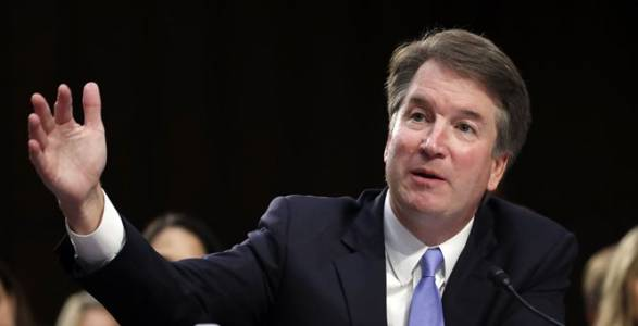 Kavanaugh Stands Firm: I Will Defend My Integrity Against These Completely False Allegations.