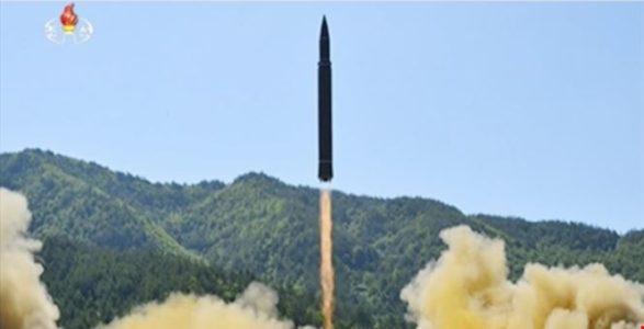 BREAKING: North Korea Successfully Tests ICMB That Could Hit Alaska