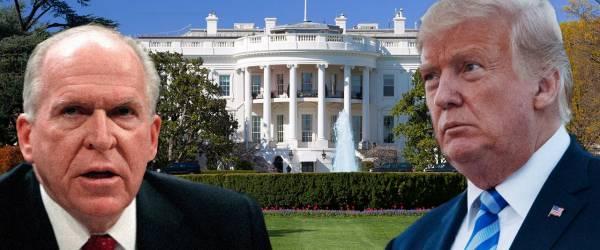 Trump revokes security clearance for former CIA director John Brennan.