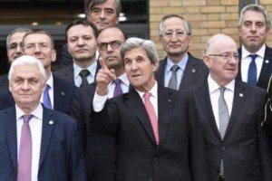Five Anti-Israel Offenses In Paris 'Peace' Summit Final Declaration