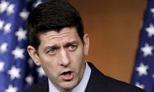 Speaker Ryan: Obama abstention 'absolutely shameful'