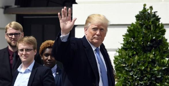 Embracing Faith: President Trump Announces New Executive Order on National Prayer Day.