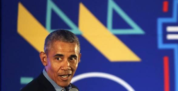 Obama Denounces Trump's 'Strongman Politics'—While Eulogizing Che Guevara and Fidel Castro Lover Nelson Mandela