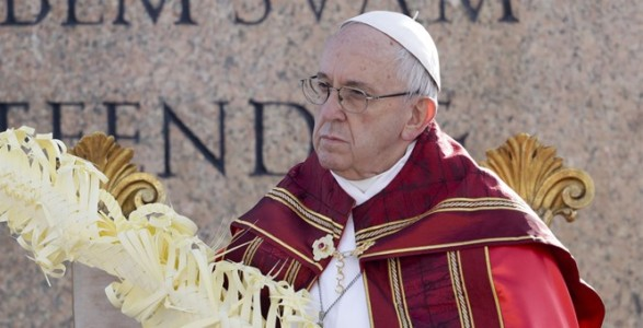 Pope Francis: Ban All Weapons.