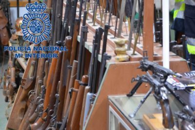 Spain: Five Islamic terrorists arrested about to sell 8,000 WEAPONS TO JIHADIS