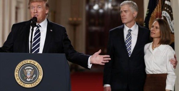 NYT: Oh My God–Trump Picked A Conservative For The Supreme Court