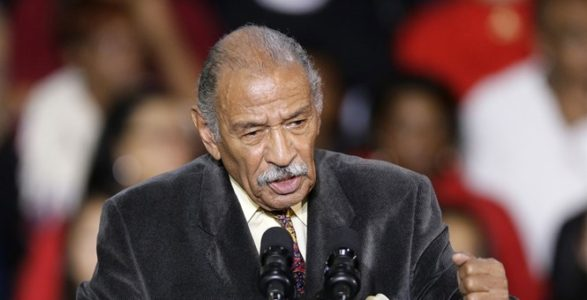 BREAKING: John Conyers Steps Down from House Judiciary Committee.