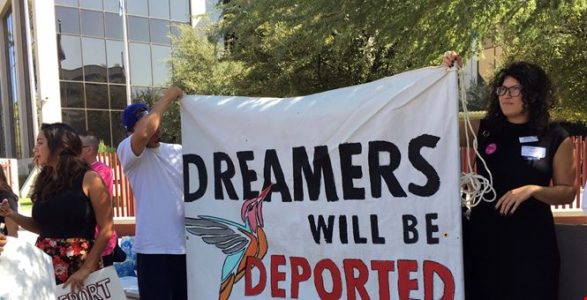 Hey Hey, Ho Ho—DACA Has Got to Go