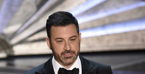 Actors Lectured America (Again) About Gun Control While Men With 'Assault Weapons' Protected Them at the Oscars.