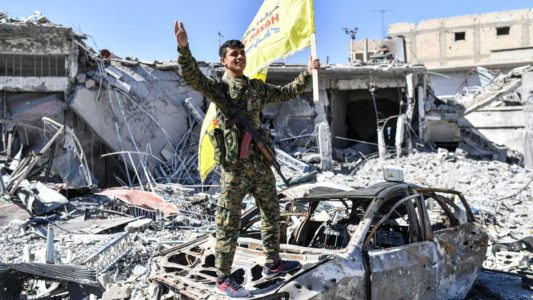 Raqqa: Isis completely driven out of Syria 'capital' by US-backed forces