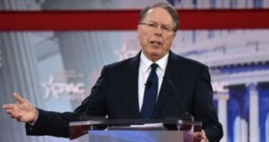NRA's LaPierre Warns That Socialists Are Smearing Gun Rights Advocates
