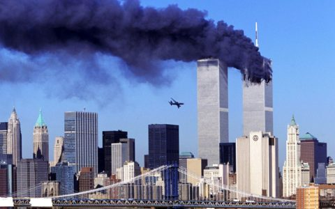 Never Forget => 16 Years Ago Today the 9-11 Islamist Attacks on America
