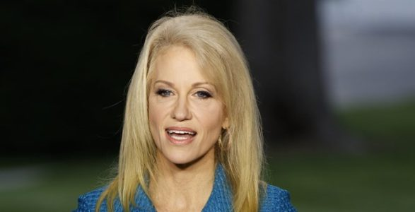 'Conservative' WaPo Writer: There's a 'Special Place in Hell' for Kellyanne.