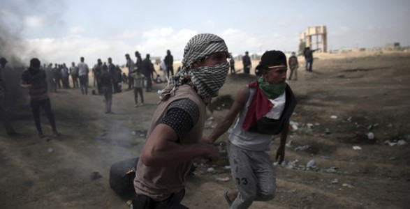 """Media Spreading FAKE NEWS by Calling Palestinian Violence """"Protest"""""""