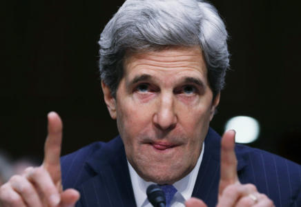 Report: John Kerry Contacted Palestinians, Ordered Them To Not Work With Trump.