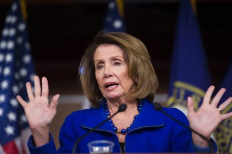 Thirty-Time Millionaire Nancy Pelosi Dismisses GOP Tax Bonuses as 'Pathetic Crumbs'