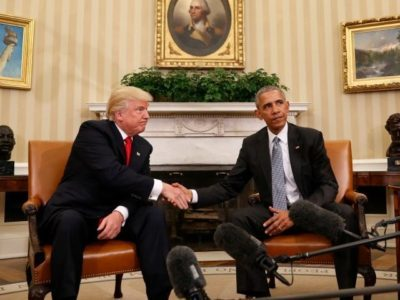 Obama's Organizing for Action Partners with Soros-Linked 'Indivisible' to Disrupt Trump's Agenda