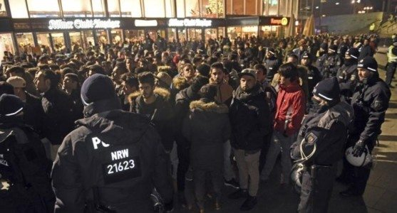 Lesson Learned: Cologne Police Detain Hundreds of Migrants Over New Year