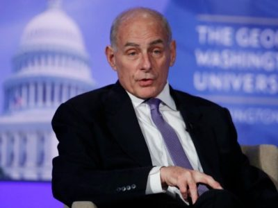John Kelly Pushed Obama's Jihad Policy Chief Out of DHS