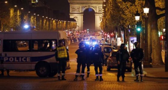 ISIS Claims Deadly Attack on Paris Police, Says Gunman Belgian.