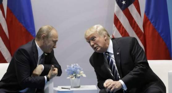 An American Agenda for Trump's Summit with Putin.