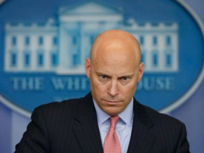 'Outrageous Selling-Out of the Base': Immigration Patriots Blast Trump Staffer Marc Short for Trading DACA Amnesty for Tax Cuts