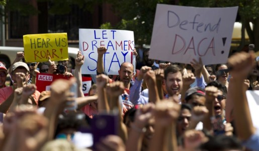 Federal judge orders complete restart of DACA.