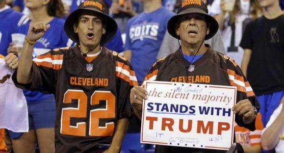 Football Fans Voice Displeasure But NFL Isn't Listening