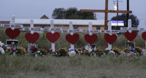 The Media Doesn't Want to Talk about the 26th Victim of the Texas Church Massacre