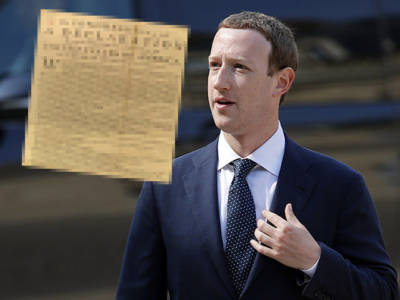 Facebook Apologizes for Censoring Declaration of Independence as 'Hate Speech'