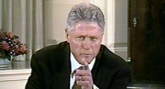 Remember When 115 Newspapers Called on Bill Clinton to Resign?