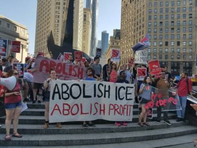 SORRY DEMOCRATS: Only 25% of Voters Want to Get Rid of ICE – 55% of Voters Want ICE to Stay.