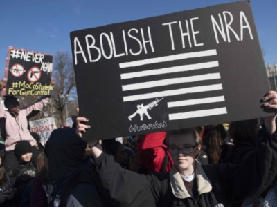 Pollak: School Walkout for Gun Control Likely Violated Constitution.