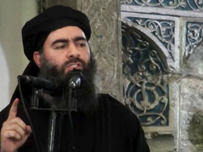 Islamic State Leader Baghdadi's Top Aide Among Five Key Jihadis Captured.