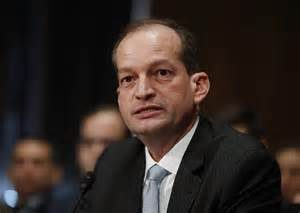 Alexander Acosta Our New Secretary of Labor