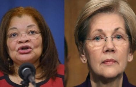 Alveda King SCOLDS Liz Warren