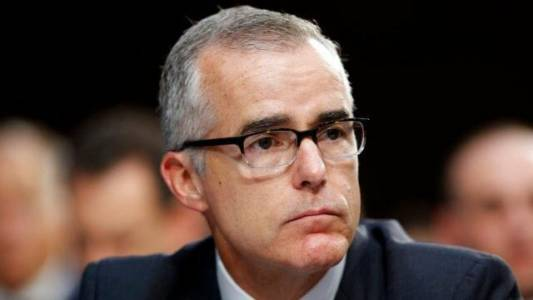 McCabe Seeks Immunity From Prosecution in Exchange For Testimony in Congressional Hearing.