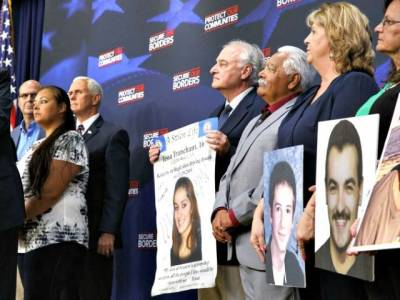 Angel Families Demand Politicians Act After Illegal Alien Kills Mollie Tibbetts.
