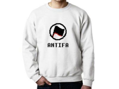 Walmart Selling 'Antifa' Fan Gear.