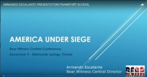 AMERICA UNDER SIEGE – THE FRANKFURT SCHOOL