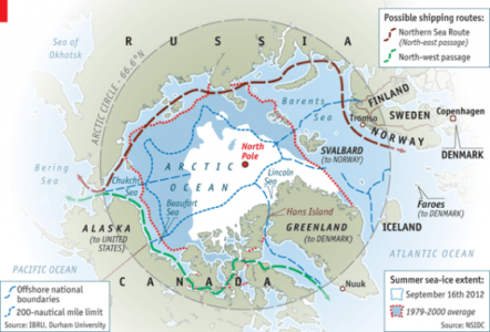 Russia/China Owning The Arctic, U.S., Allies Behind