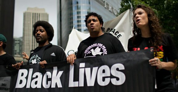 The Growing Racial Divide Within Black Lives Matter