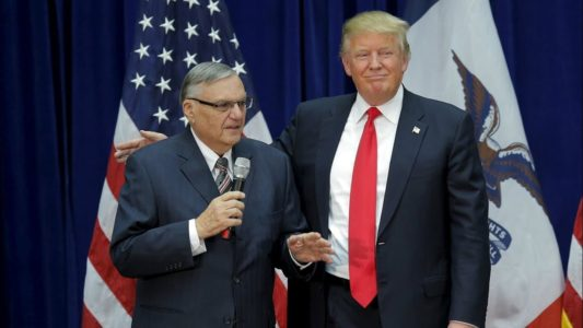 BREAKING: President Trump Pardons Sheriff Joe Arpaio