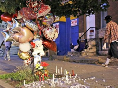 Gun Control Fail: Baltimore Mayor Asks FBI to Stem Rising Murder Rate.