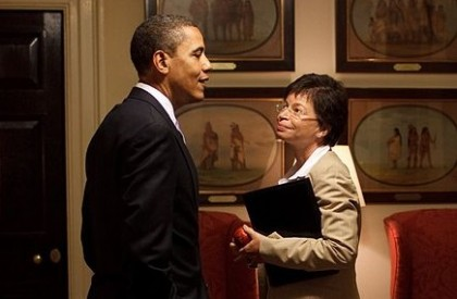 Obama and Valerie Jarrett are Directing Shadow Government From Their DC Bunker (VIDEO)