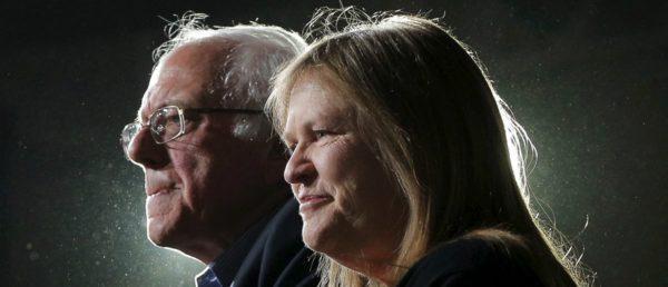 FBI Ratchets Up Investigation Into Bernie Sanders' Wife