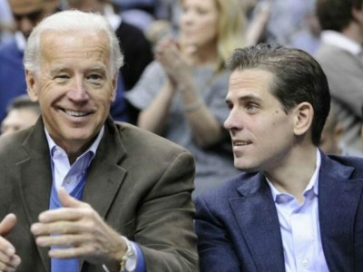 SECRET EMPIRES: Joe Biden's Son's Firm Struck Billion-Dollar Deal With Chinese Govt 10 Days After Biden Visited China.
