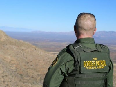 BREAKING: U.S. Border Patrol Agent Killed While on Duty.