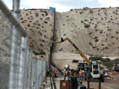 Hispanic-Owned Companies Bidding for 'Trump Wall' Contract Receive Death Threats