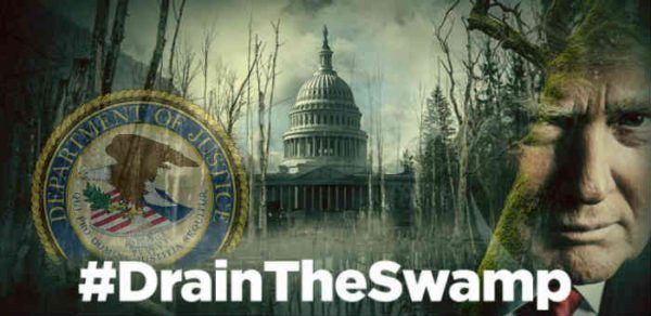 U.S. Department of Justice and the D.C. Swamp